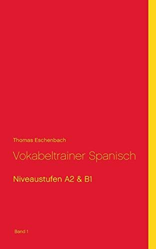 9783741261657: Vokabeltrainer Spanisch