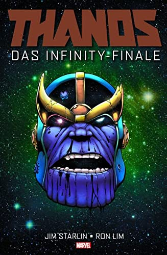 9783741601217: Thanos: Infinity Finale
