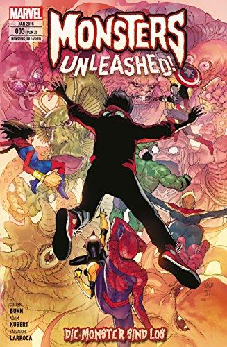 9783741603938: Monsters Unleashed: Die Monster sind los: Bd. 3 (von 3)