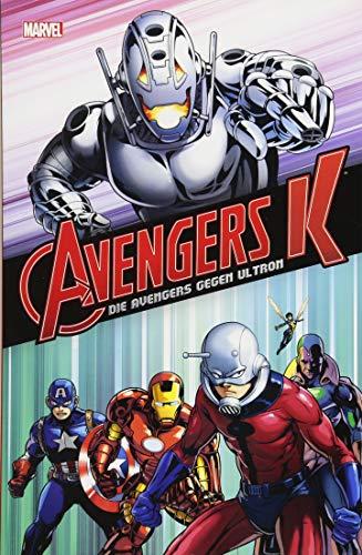 Avengers K: Die Avengers gegen Ultron: Zub, Jim/ Choi,