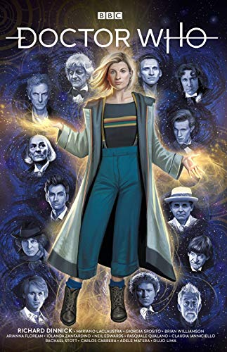Der Elfte Doctor 6 deutsch Doctor Who Panini NEUWARE