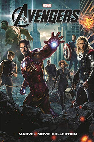 Marvel Movie Collection: Marvel's Avengers - Christopher Yost