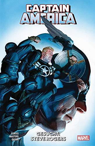 Captain America - Neustart: Bd. 3: Gesucht: Ta-Nehisi Coates, Jason