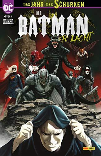BATMAN ETERNAL PAPERBACK 3  Arkhams Untergang   Panini  Neuware