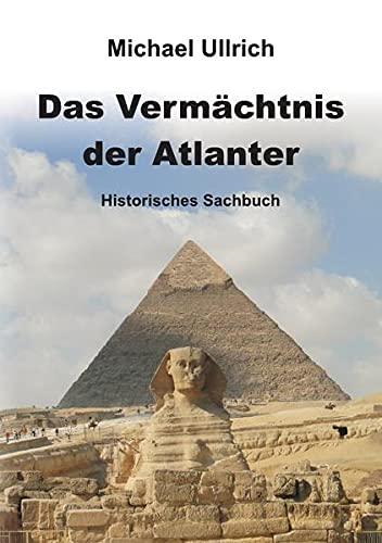 9783741835216: Das Vermächtnis der Atlanter