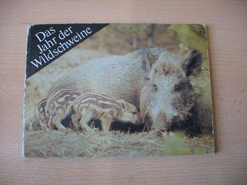 9783742102645: Das Jahr der Wildschweine