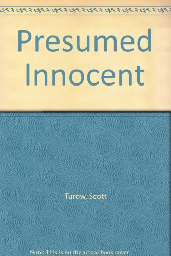 9783742371317: Presumed Innocent