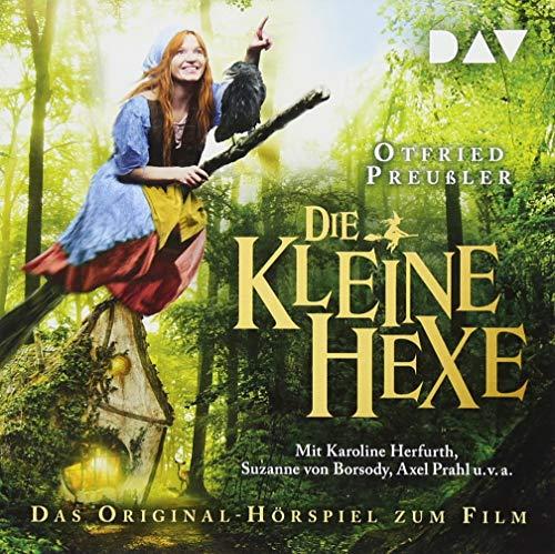 Die Kleine Hexe-Das Original-Hörspiel Zum Film: Otfried Preußler