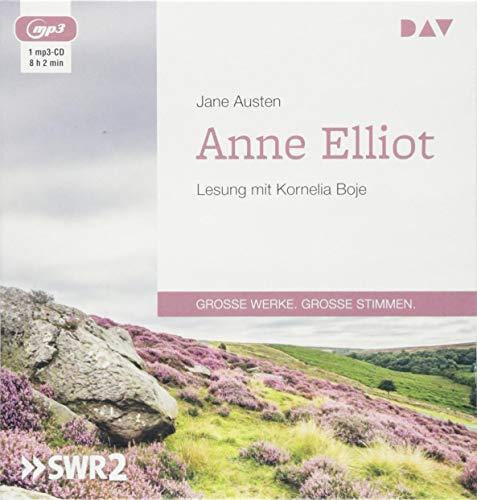 Anne Elliot oder Die Kunst der Überredung: Austen, Jane