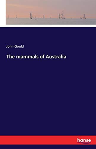 9783742823564: The Mammals of Australia