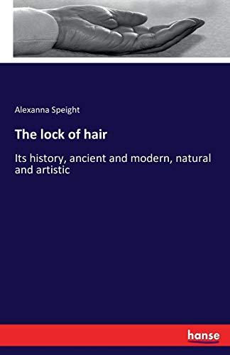 9783742848130: The Lock of Hair