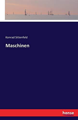 9783742856289: Maschinen (German Edition)