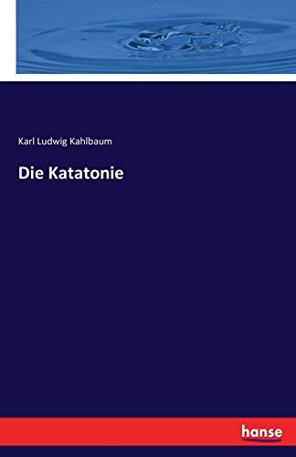 9783743357587: Die Katatonie
