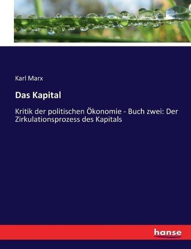9783743425613: Das Kapital: Kritik der politischen Ökonomie (German Edition)