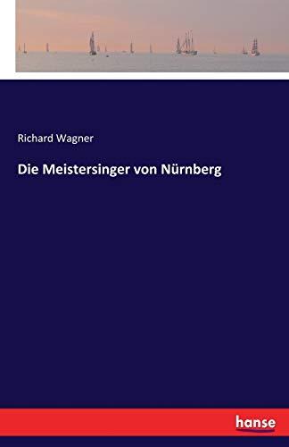 9783743625136: Die Meistersinger von Nürnberg