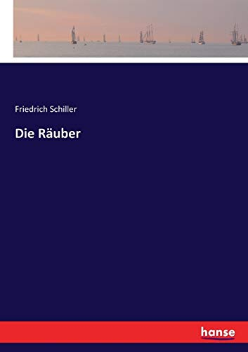 9783744627900: Die Räuber (German Edition)