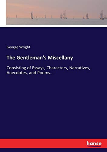 9783744764148: The Gentleman's Miscellany