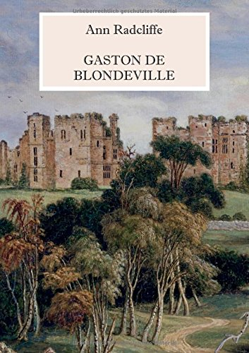 9783744869560: Gaston de Blondeville (German Edition)