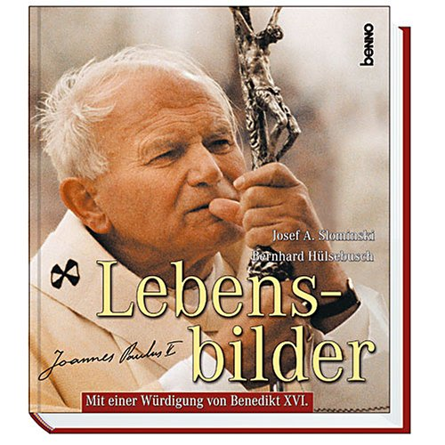 9783746218625: Lebensbilder, Johannes Paul II., m. Papstkreuz