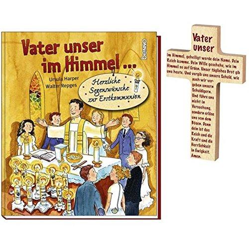 9783746221908: Vater unser im Himmel (Buch mit Kreuz)