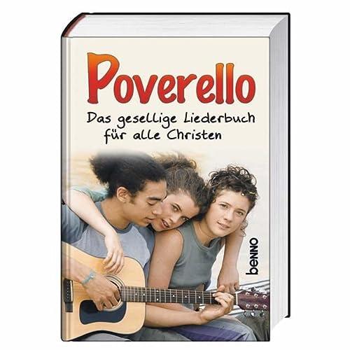 9783746224169: Poverello: Das gesellige Liederbuch für alle Christen
