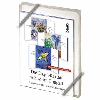 9783746228914: Die Engel-Karten von Marc Chagall