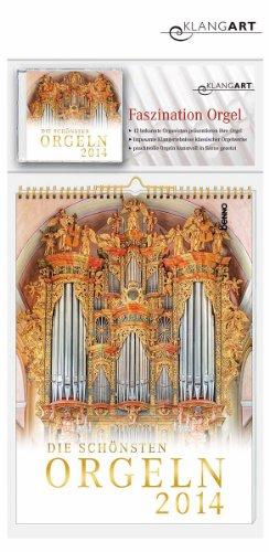 9783746236216: Die schönsten Orgeln 2014 inkl.CD