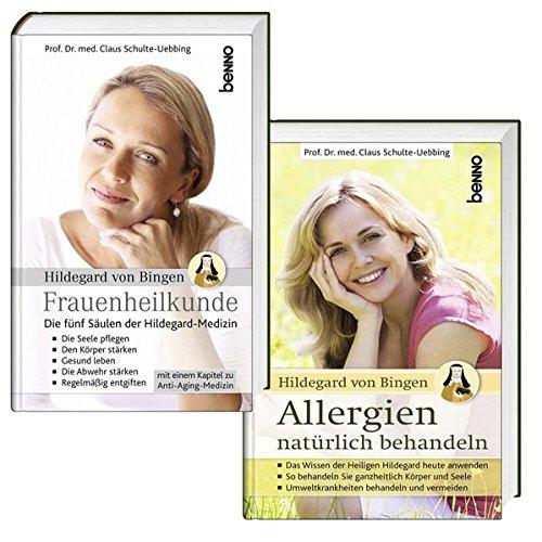 9783746243849: Hildegard von Bingen - Frauenheilkunde und Heilige Hildegard - Allergien natürlich behandeln