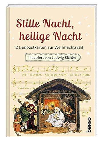Postkartenbuch Stille Nacht, heilige Nacht : 12