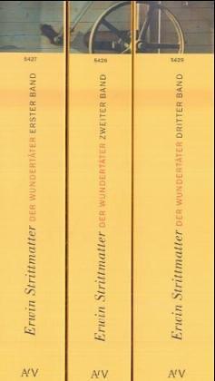 9783746600048: Der Wundertäter. Romantrilogie