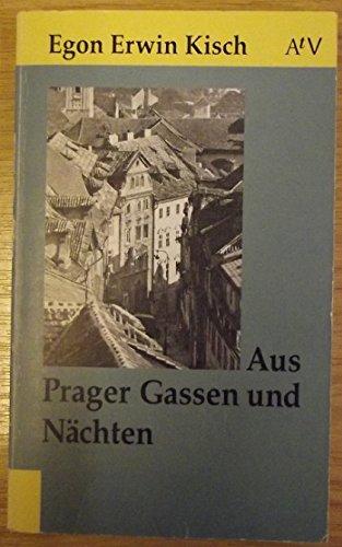 9783746600338: Aus Prager Gassen und Nächten. (8913 625).