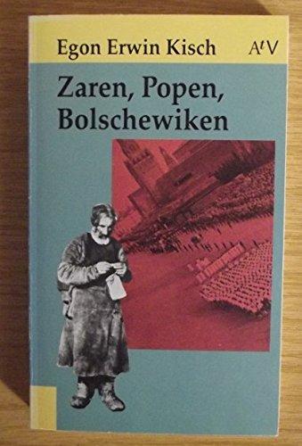 9783746601489: Zaren, Popen, Bolschewiken