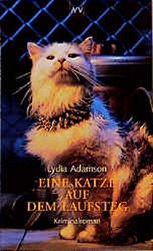 9783746611778: Eine Katze auf dem Laufsteg. Kriminalroman
