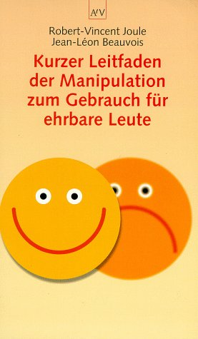 9783746614090: Kurzer Leitfaden der Manipulation zum Gebrauch für ehrbare Leute