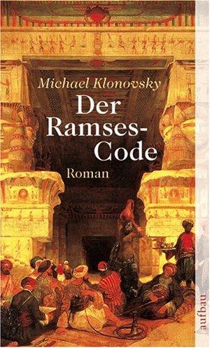 9783746619118: Der Ramses-Code