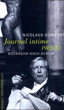 9783746621470: Journal intime 1982/83