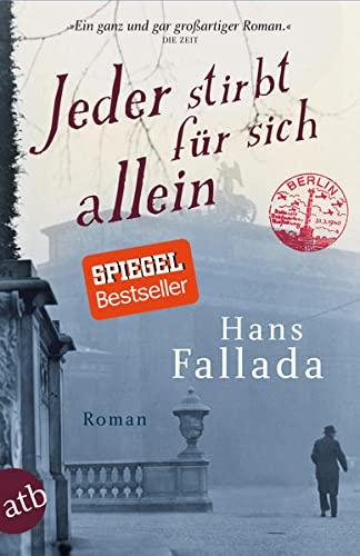 9783746628110: Jeder Stirbt Fur Sich Allein (German Edition)