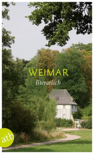 9783746629148: Weimar literarisch