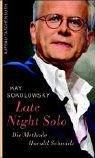9783746670447: Late Night Solo