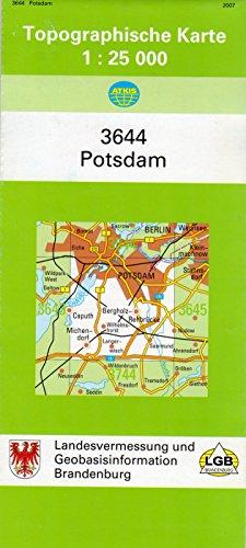 9783749033102: Potsdam 1 : 25 000