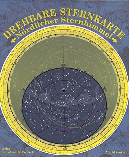 9783749300563: Zenkert, A: Sternkarte, Nördlicher Sternhimmel