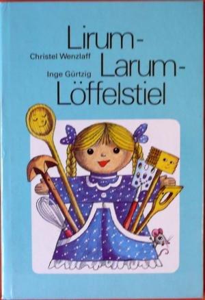 9783749300983: Lirum - Larum - Löffelstiel