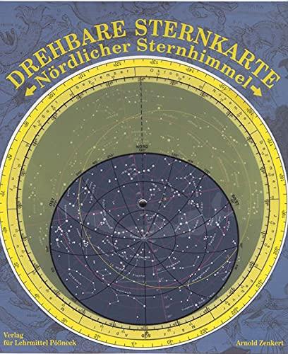 9783749302581: Sternkarte, Nördlicher Sternhimmel: Sternkarte für Schule und Freizeit