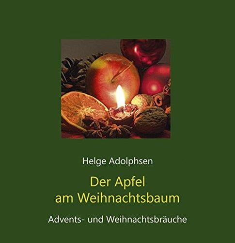 9783760019024: Der Apfel am Weihnachtsbaum