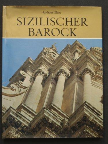 9783760601045: Sizilischer Barock. Mit 156 Originalphotos von Tim Benton.