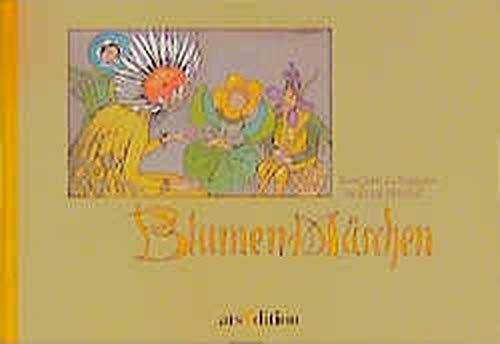 9783760712871: Blumen- Märchen.
