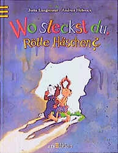 9783760713007: Wo steckst du, Rötte Häschen?