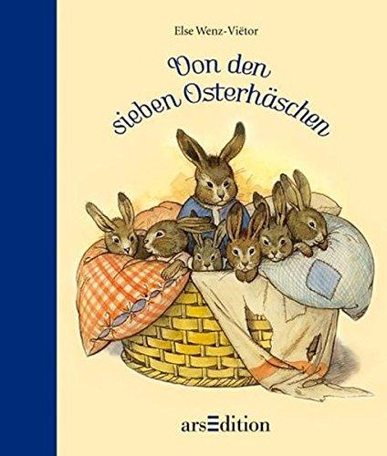 Von den sieben Osterhäschen.: Wenz-Vietor, Else