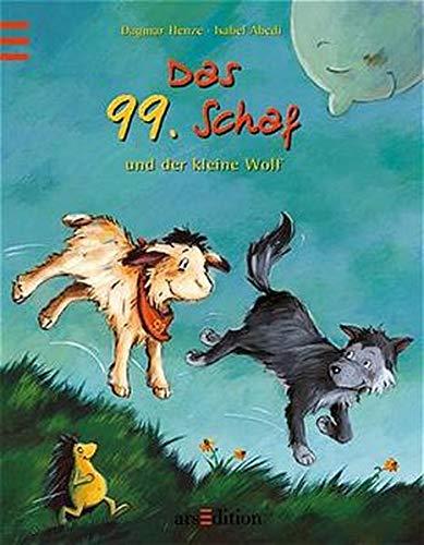 9783760713762: Das 99. Schaf und der kleine Wolf. ( Ab 3 J.).