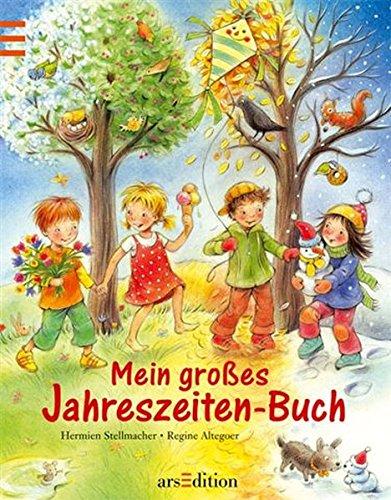 9783760714660: Mein großes Jahreszeiten-Buch